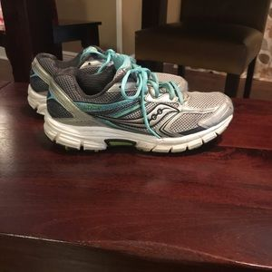 Saucony Grid Cohesion Ladies 9 Running Shoes
